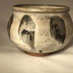 Untitled #1074 glazed stoneware bowl (sold)