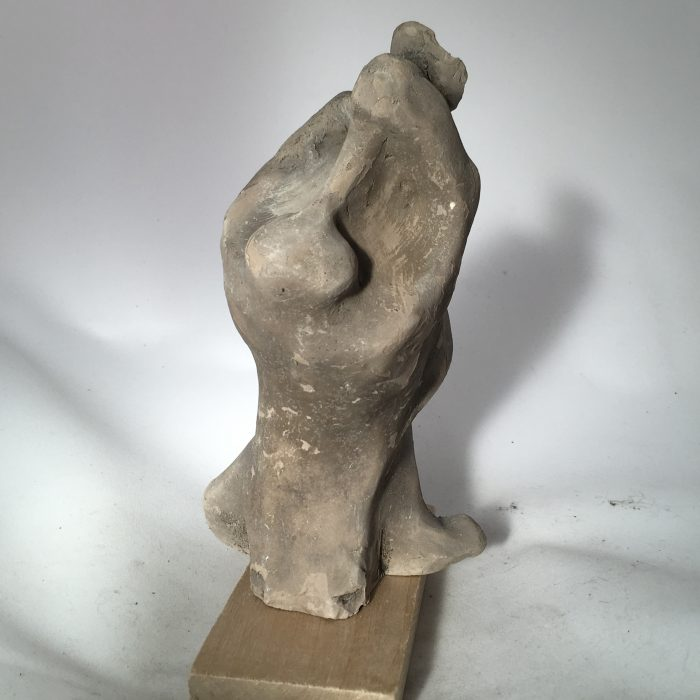 Untitled #1097 unfired ceramic