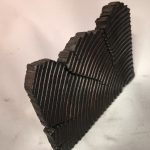 Untitled #1127 Burnt Wood Slice (sold)