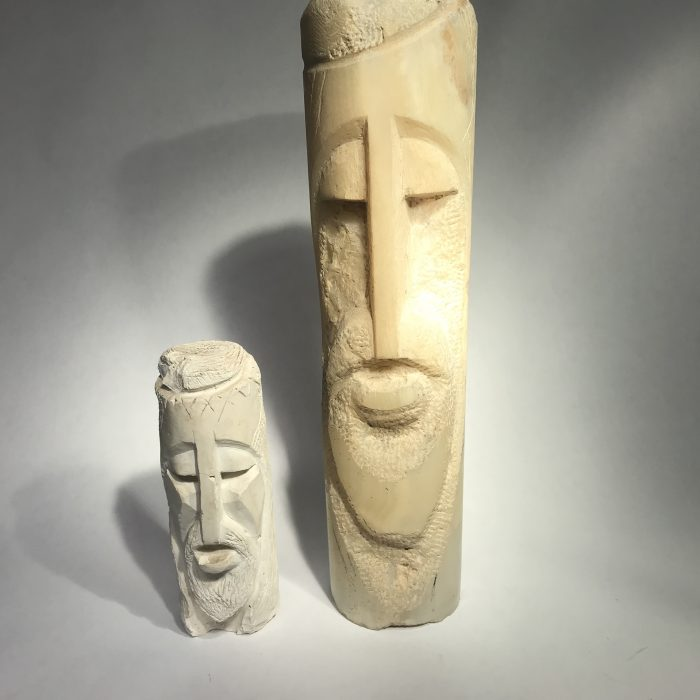 Untitled #1194 Stone bust
