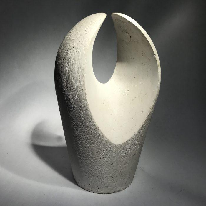 Untitled #1213 plaster sculpture