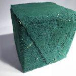 Untitled #2021 medium Cosmic Cube sound sculpture