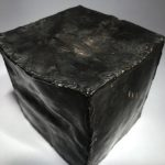Untitled #1238 large Cosmic Cube sound sculpture