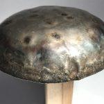 Untitled #1237 extra large half stardust tambourine sound sculpture